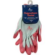 Digz Garden Gloves, Polyurethane Coated, Small