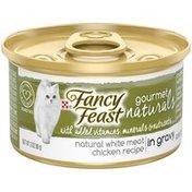 Fancy Feast Natural White Meat Chicken Gravy Wet Cat Food