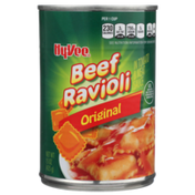 Hy-Vee Original Beef Ravioli In Tomato & Meat Sauce
