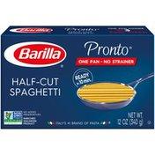 Barilla® Pronto Pasta Half-Cut Spaghetti