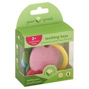 Green Sprouts Teething Keys, 3+ Months