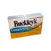 Buckley's Complete Liquid Gels & Mucous Relief Day Time