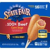 State Fair Beef Corn Dogs, Frozen