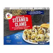 Ahold Steamed Clams Littleneck