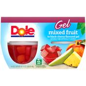Dole Gel Mixed Fruit in Black Cherry Flavored Gel