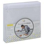 Breatheablebaby Crib Liner, Mesh, Classic