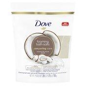 Dove Foaming Bath Salts Coconut And Cocoa