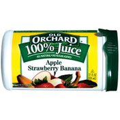 Old Orchard Apple Strawberry Banana Juice Concentrate
