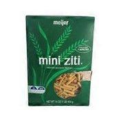Meijer Enriched Macaroni Product, Mini Ziti
