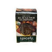 Spicely Organic Spices Organic Blackened Seasoning