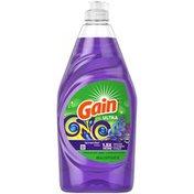 Gain Dishwashing Liquid Dish Soap, Lavender Scent