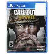 Call Of Duty Game, Call of Duty, WWII, PS4