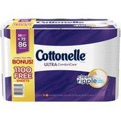 Cottonelle Ultra ComfortCare 2-Ply Double Rolls Toilet Paper