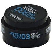 Redken Shine Defining Pomade, Water Wax 03
