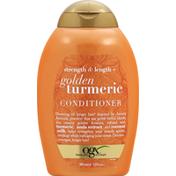 OGX Conditioner, Strength & Length + Golden Turmeric