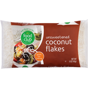 Food Club Unsweetened Coconut Flakes