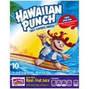 Hawaiian Punch Fruit Juicy Red Fruit Flavored Snacks