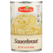 Our Family Sauerkraut
