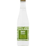 DRY Botanical Bubbly Sparkling Beverage, Cucumber