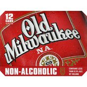 Old Milwaukee Beer, Non-Alcoholic