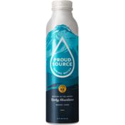 Proud Source Water Natural Alkaline Spring Water