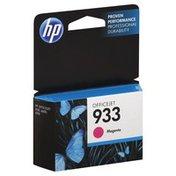 Hewlett Packard Ink Cartridge, OfficeJet, Magenta 933