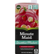 Minute Maid Smoothie Makers Strawberry Banana Smoothie Mix