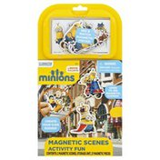 Minions Activity Fun Kit, Magnetic Scenes