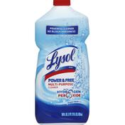 Lysol Cleaner, Multi-Purpose, Oxygen Splash Scent