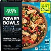 Healthy Choice Power Bowls Cajun Chicken And Sausage