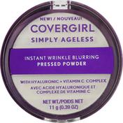 CoverGirl Pressed Powder, Translucent 100