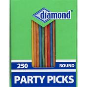 Diamond Party Picks, Round