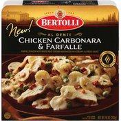 Bertolli Chicken Carbonara & Farfalle Al Dente