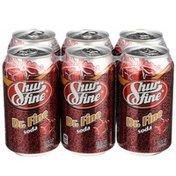 Shurfine Dr. Fine Soda in Can