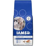 IAMS Multi-Cat Complete with Chicken & Salmon Cat Food