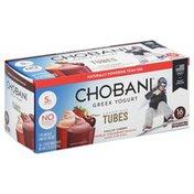Chobani Champions Tubes, Strawberry, Cherry, Box