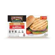 Coleman Uncooked Chicken Burgers