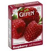 Gefen Jell Dessert, Raspberry