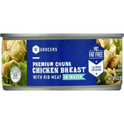 Southeastern Grocers Chicken Breast, Premium Chunk, In Water