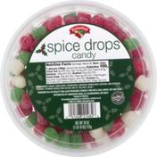 Hannaford Candy, Spice Drops, Cup/Tub