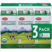 Darigold Northwest Organic 1% Low Fat Milk