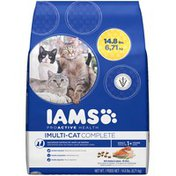 IAMS Proactive Health Multi-Cat Complete with Chicken & Salmon Cat Food