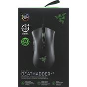 Razer Gaming Mouse, Deathadder V2