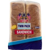 Schmidt's Blue Ribbon Enriched Bread Sandwich Twin Pack