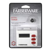 Farberware Classic Digital Timer