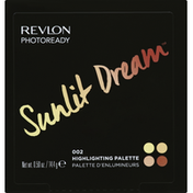 Revlon Photoready Sunlit Dream 002 Highlighting Palette
