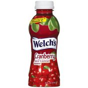 Welch's Cranberry Cocktail Juice Drink