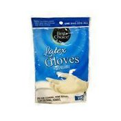Best Choice Disposable Latex Gloves