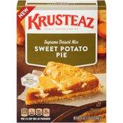 Krusteaz Sweet Potato Pie Supreme Dessert Mix