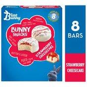 Blue Bunny Bunny Snacks Strawberry Cheesecake Bar